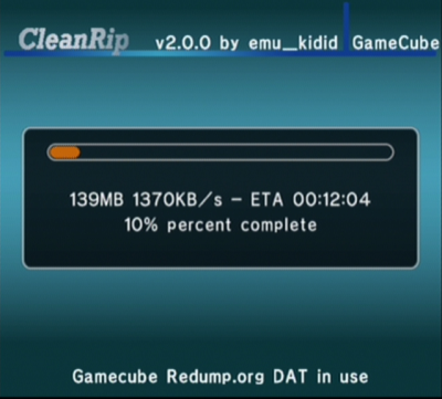 CleanRip v2 0 0 - gc-forever - Gamecube/Wii Forums
