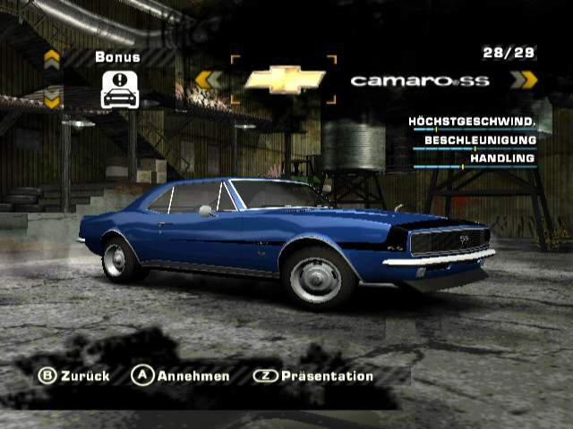 Need for Speed: Most Wanted (GCN/WIIRD/PAL) - gc-forever - Gamecube