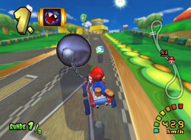 Mario Kart Double Dash Gcn Ar Pal Page 1 Gc Forever